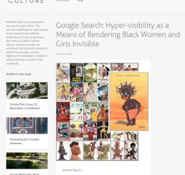 Google Search: Hyper-visibility as a Means of Rendering Black Women and Girls Invisible