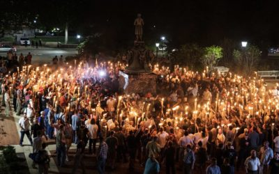 The Alt-Right Can't Disown Charlottesville